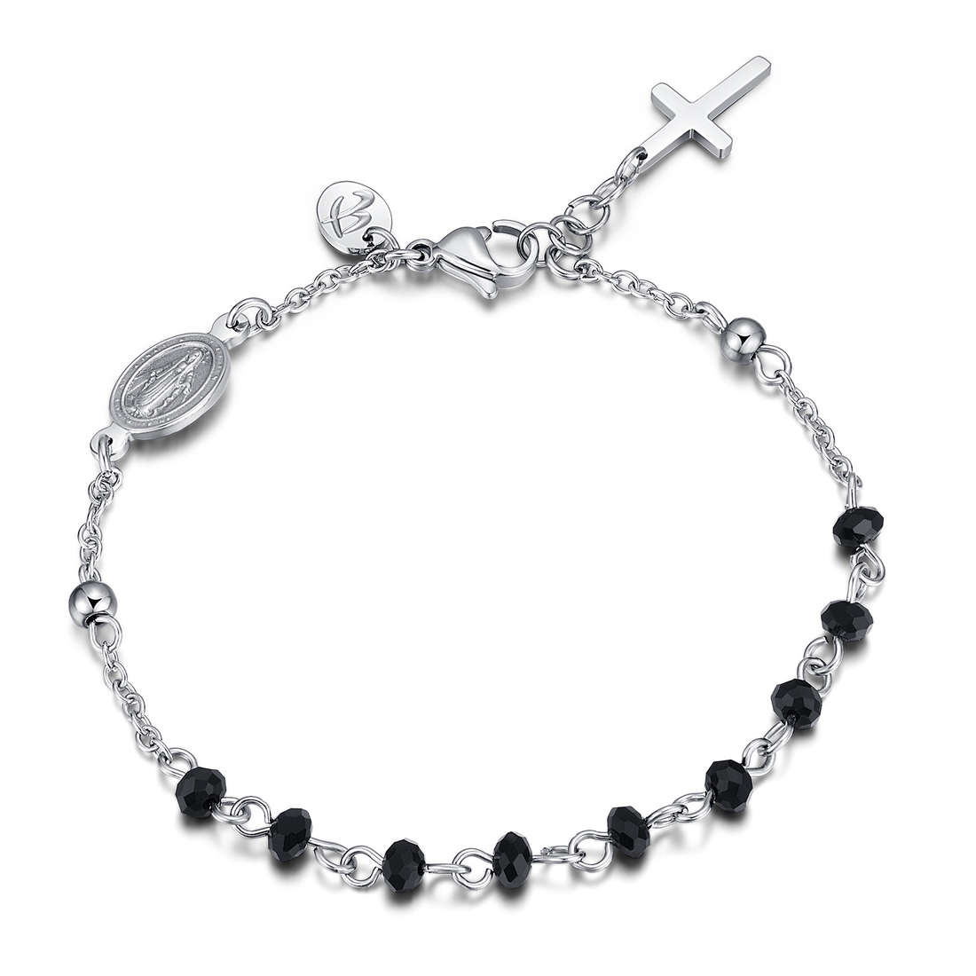 bracelet man jewellery Luca Barra LBBA744