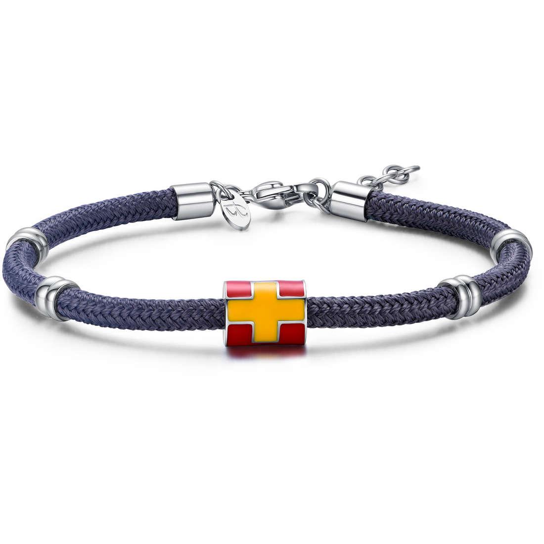 bracelet man jewellery Luca Barra LBBA747