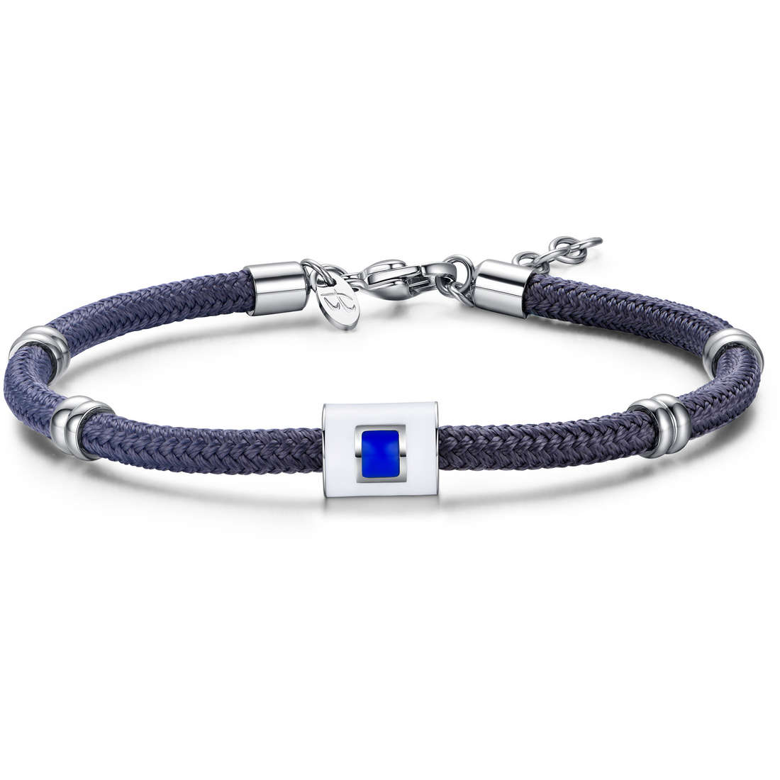 bracelet man jewellery Luca Barra LBBA749