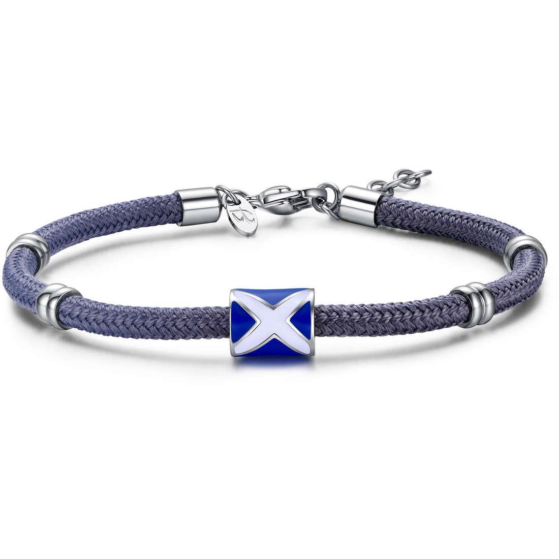 bracelet man jewellery Luca Barra LBBA750