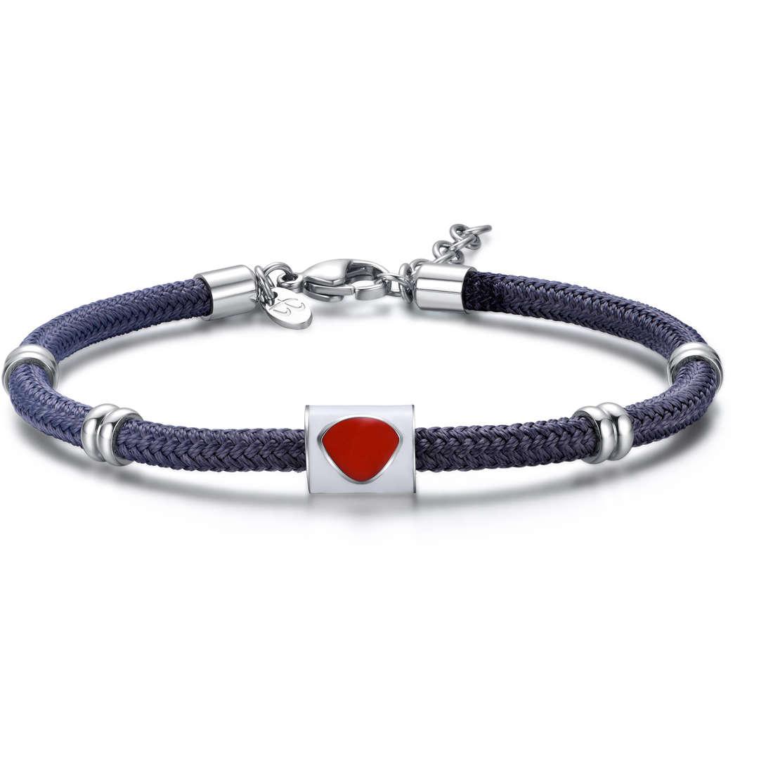 bracelet man jewellery Luca Barra LBBA753