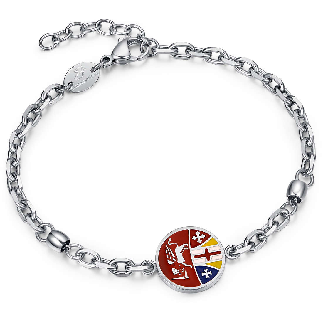 bracelet man jewellery Luca Barra LBBA755