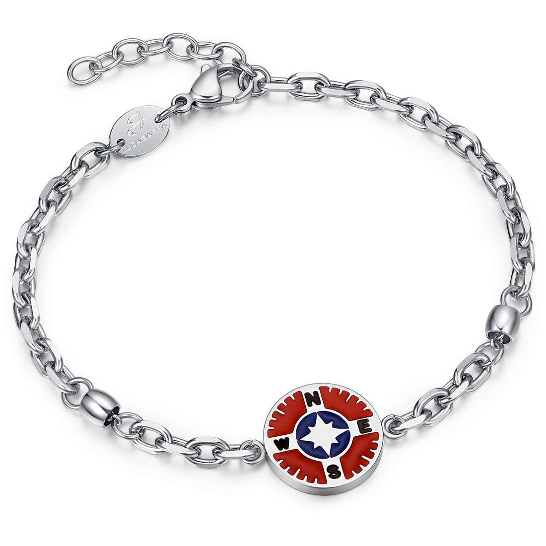 bracelet man jewellery Luca Barra LBBA757