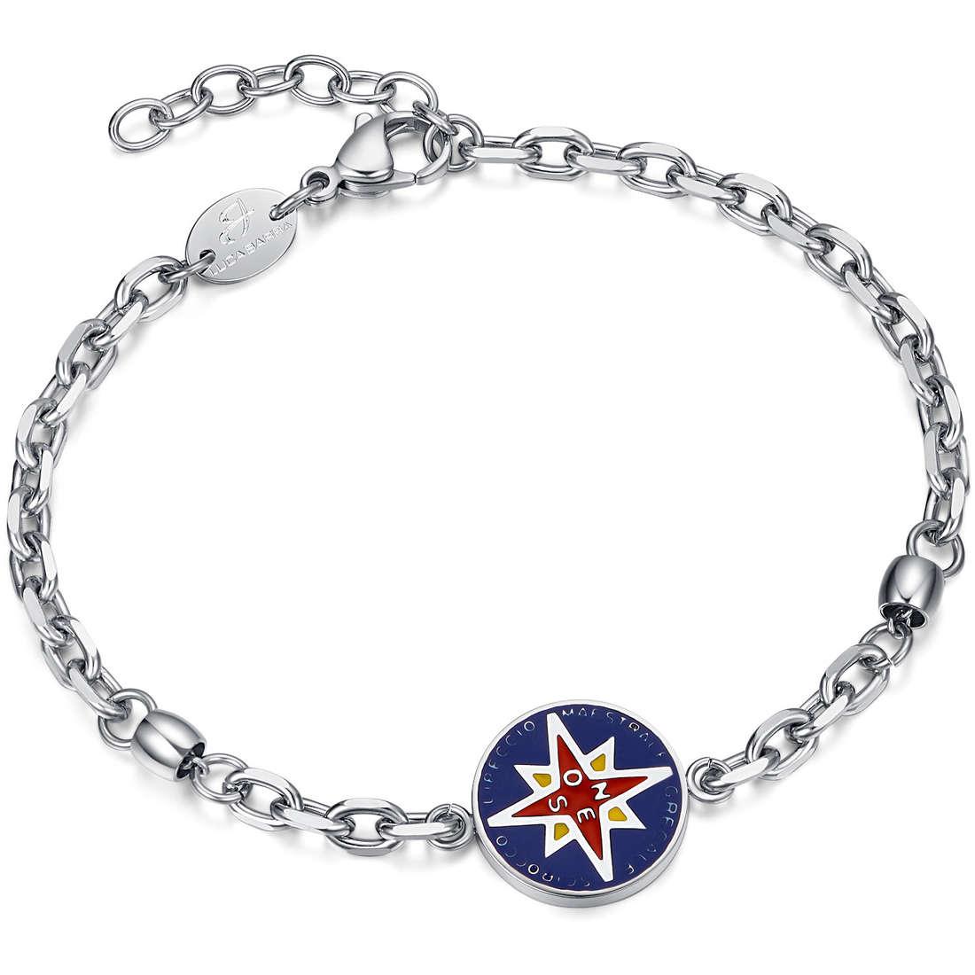 bracelet man jewellery Luca Barra LBBA758
