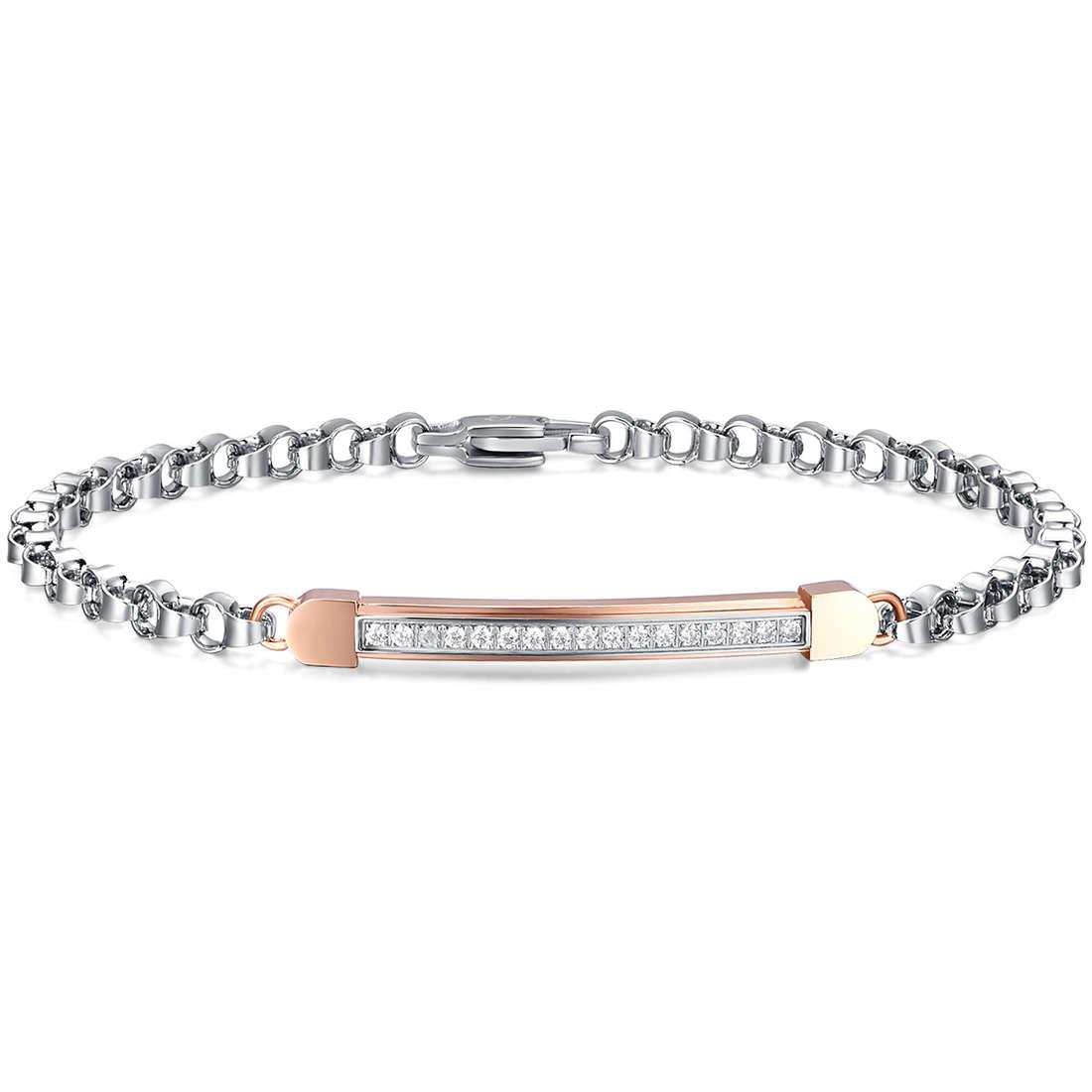 bracelet man jewellery Luca Barra LBBA761