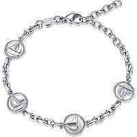 bracelet man jewellery Luca Barra LBBA803
