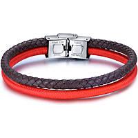 bracelet man jewellery Luca Barra LBBA807