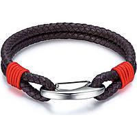 bracelet man jewellery Luca Barra LBBA810