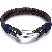 bracelet man jewellery Luca Barra LBBA812