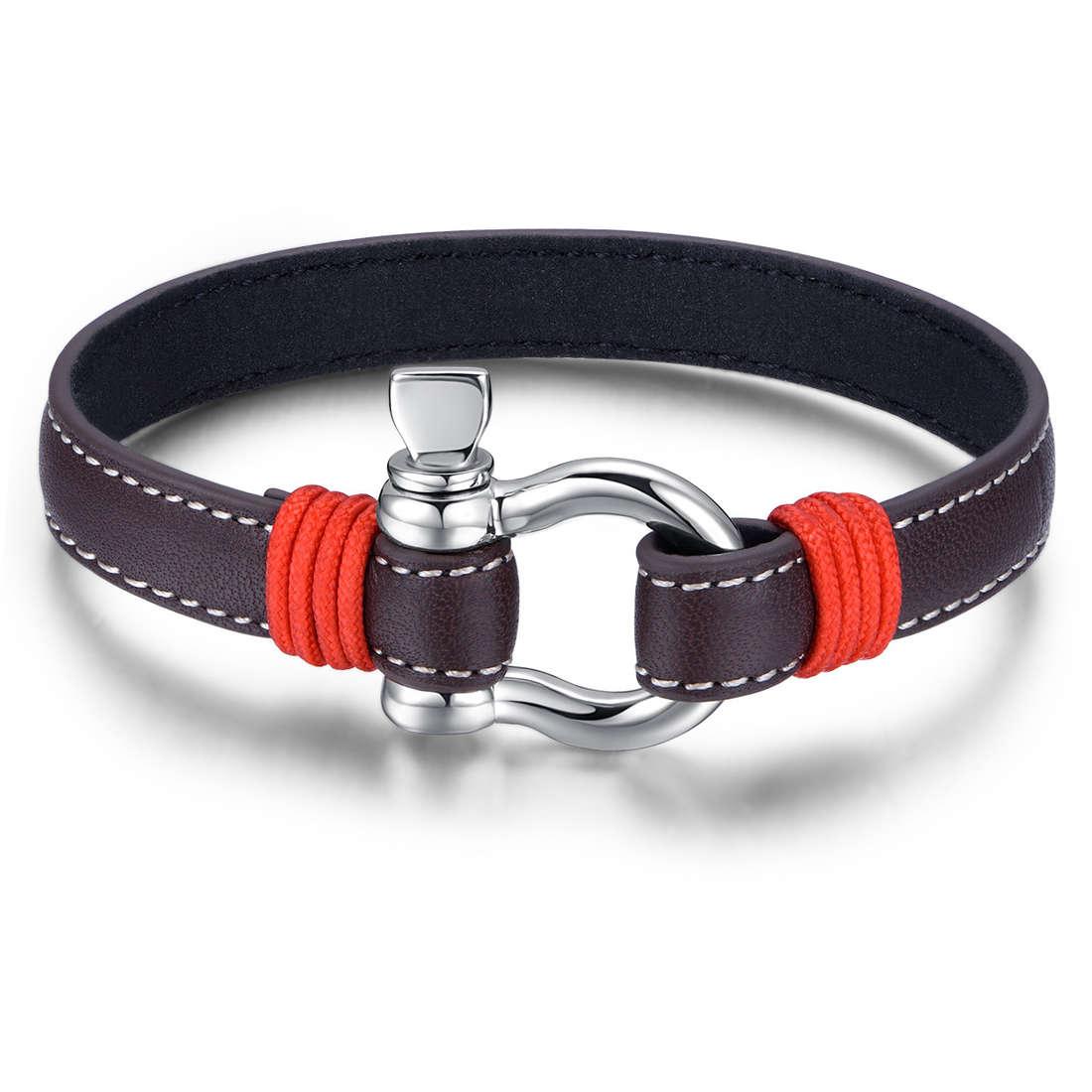 bracelet man jewellery Luca Barra LBBA818