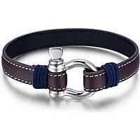 bracelet man jewellery Luca Barra LBBA819