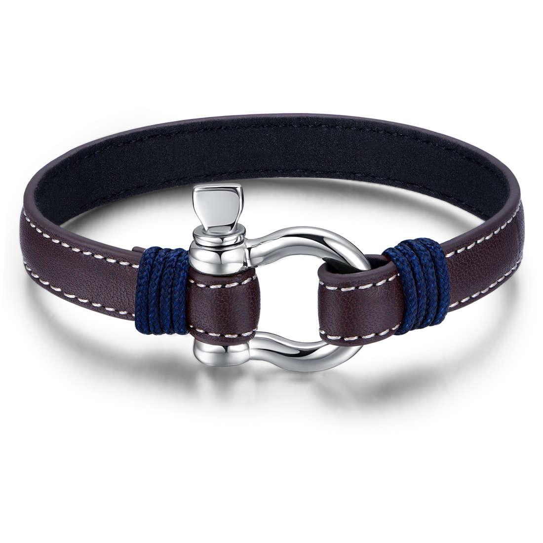bracelet man jewellery Luca Barra LBBA820