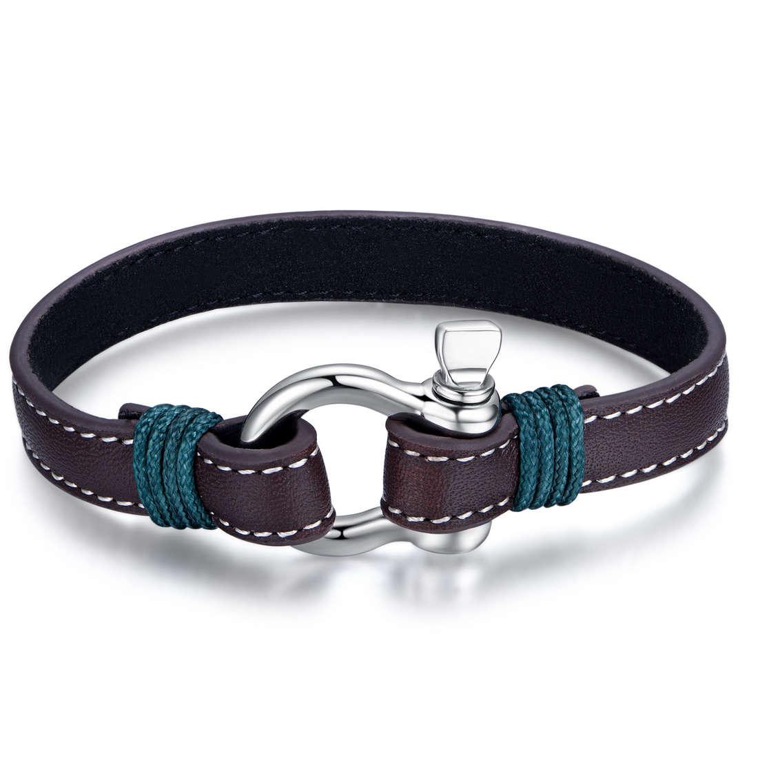 bracelet man jewellery Luca Barra LBBA822