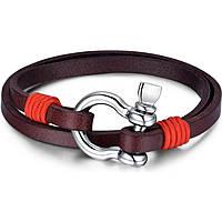 bracelet man jewellery Luca Barra LBBA823