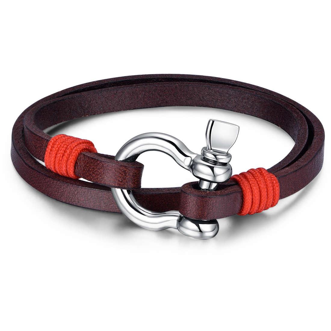bracelet man jewellery Luca Barra LBBA824