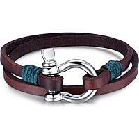 bracelet man jewellery Luca Barra LBBA825