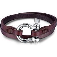 bracelet man jewellery Luca Barra LBBA827