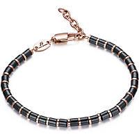 bracelet man jewellery Luca Barra LBBA842