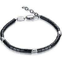 bracelet man jewellery Luca Barra LBBA843
