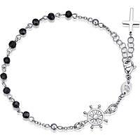 bracelet man jewellery Luca Barra Religion Soul LBBA797