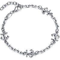 bracelet man jewellery Luca Barra Sailor LBBA802