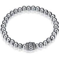 bracelet man jewellery Luca Barra Sailor LBBA806