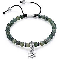 bracelet man jewellery Luca Barra Sailor LBBA863