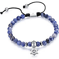 bracelet man jewellery Luca Barra Sailor LBBA864