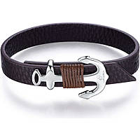 bracelet man jewellery Luca Barra Sailor LBBA867