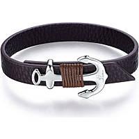 bracelet man jewellery Luca Barra Sailor LBBA867