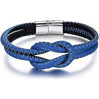 bracelet man jewellery Luca Barra Sailor LBBA881