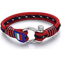 bracelet man jewellery Luca Barra Sailor LBBA884