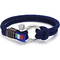 bracelet man jewellery Luca Barra Sailor LBBA887