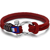 bracelet man jewellery Luca Barra Sailor LBBA888