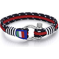 bracelet man jewellery Luca Barra Sailor LBBA891