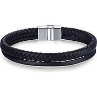 bracelet man jewellery Luca Barra Urban LBBA837