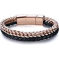 bracelet man jewellery Luca Barra Urban LBBA865