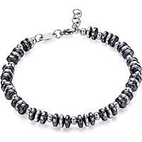 bracelet man jewellery Luca Barra Urban LBBA871