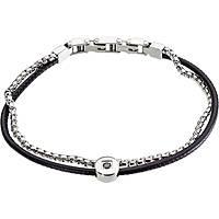 bracelet man jewellery Marlù Class 4BR1713N