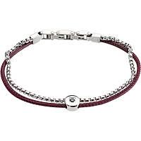 bracelet man jewellery Marlù Class 4BR1713RB