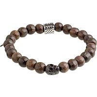 bracelet man jewellery Marlù Dark 13BR032