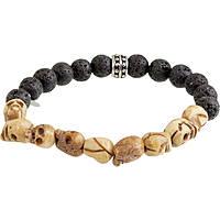 bracelet man jewellery Marlù Dark 13BR034