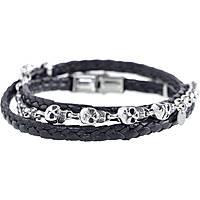 bracelet man jewellery Marlù Dark 13BR044N
