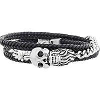 bracelet man jewellery Marlù Dark 13BR053N