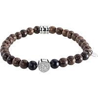 bracelet man jewellery Marlù Etere 1 13BR029M