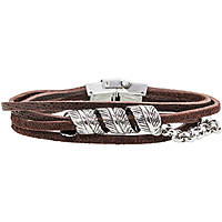 bracelet man jewellery Marlù Free Your Soul 13BR067M