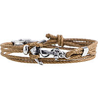bracelet man jewellery Marlù Love The Sea 13BR045MC
