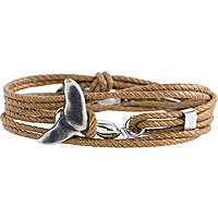 bracelet man jewellery Marlù Love The Sea 13BR048MC