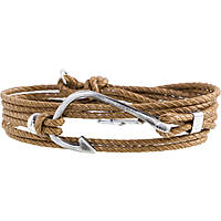 bracelet man jewellery Marlù Love The Sea 13BR049MC