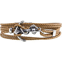 bracelet man jewellery Marlù Love The Sea 13BR050MC